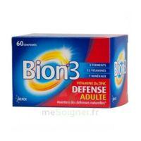 Bion 3 Défense Adulte Comprimés B/60 à Saint-Cyprien
