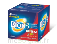 Bion 3 Défense Junior Comprimés à Croquer Framboise B/30 à Saint-Cyprien