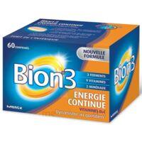 Bion 3 Energie Continue Comprimés B/60 à Saint-Cyprien