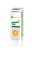 Huile essentielle Bio Mandarine verte à Saint-Cyprien