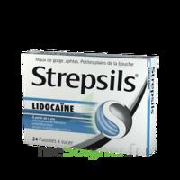 Strepsils lidocaïne Pastilles Plq/24 à Saint-Cyprien