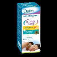Quies Bi-Pack 2 Sprays buccal et nasale anti-ronflement à Saint-Cyprien