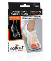Epitact Sport Protections Ongles Bleus Epitheliumtact 02, Médium à Saint-Cyprien