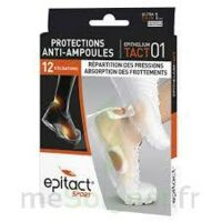EPITACT SPORT PROTECTIONS ANTI - AMPOULES EPITHELIUMTACT 01, bt 4 à Saint-Cyprien