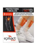 EPITACT SPORT PROTECTIONS TIBIALES EPITHELIUMTACT 03, bt 2 à Saint-Cyprien
