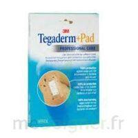Tegaderm + Pad, 5 Cm X 7 Cm , Bt 5 à Saint-Cyprien