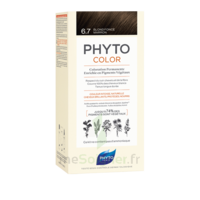 Phytocolor Kit coloration permanente 6.7 Blond foncé marron à Saint-Cyprien