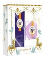 Roger & Gallet Coffret Eau Parfumée Bienfaisante Gingembre 100 ml + Savon Parfumé 100 g à Saint-Cyprien
