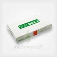 Stéribox Kit prévention et hygiène pour les toxicomanes avec seringues 100UI/ml à Saint-Cyprien