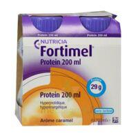 Fortimel Protein Nutriment Caramel 4 Bouteilles/200ml à Saint-Cyprien