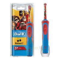 Oral B Incredibles 2 Brosse dents électrique enfant 3ans et+ à Saint-Cyprien