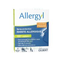Allergyl Spray protection rhinite allergique 800mg à Saint-Cyprien