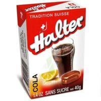 Halter Bonbon sans sucre Cola B/40g à Saint-Cyprien
