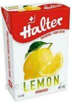 Halter sans sucre Bonbon citron B/40g à Saint-Cyprien
