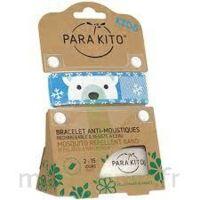 PARA'KITO KIDS Bracelet répulsif anti-moustique polar bear à Saint-Cyprien