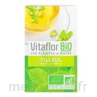 Vitaflor - Bio Tisane Tilleul 18 sachets à Saint-Cyprien