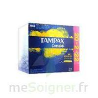 Tampax Compak - Tampon Régulier à Saint-Cyprien