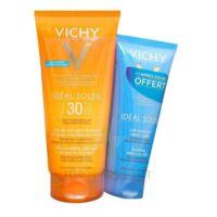 Vichy Idéal Soleil SPF30 Gel de lait ultra-fondant peau mouillée ou sèche 200ml+Après soleil à Saint-Cyprien