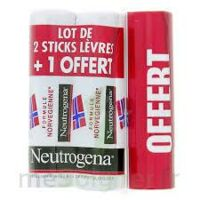 Neutrogena Stick Lèvres lot de 3 à Saint-Cyprien