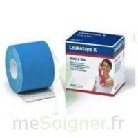LEUKOTAPE K Sparadrap bleu 2,5cmx5m à Saint-Cyprien