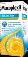 MUCOPLEXIL 5 % Sirop édulcoré à la saccharine sodique sans sucre adulte Fl/250ml à Saint-Cyprien