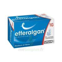 Efferalganmed 1 G Cpr Eff T/8 à Saint-Cyprien