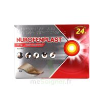 NUROFENPLAST 200 mg Emplâtre médic 4Sach à Saint-Cyprien