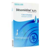 Desomedine 0,1 % Collyre Sol 10fl/0,6ml à Saint-Cyprien