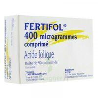 Fertifol 400 µg Cpr Plq/90 à Saint-Cyprien