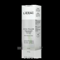 Liérac Cica-Filler Crème anti-rides réparatrice T/40ml à Saint-Cyprien