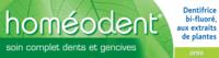 Boiron Homéodent Soin Complet Dents Et Gencives Pâte Dentifrice Anis 2t/75ml à Saint-Cyprien
