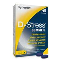 D-stress Sommeil Comprimés B/40 à Saint-Cyprien