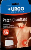Patch Chauffant Decontractant Urgo X 2 à Saint-Cyprien