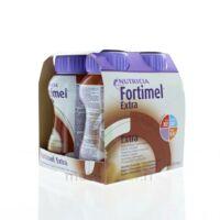 FORTIMEL EXTRA Nutriment chocolat 4Bouteilles/200ml à Saint-Cyprien