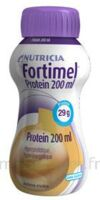 Fortimel Protein Sans Lactose, 200 Ml X 4