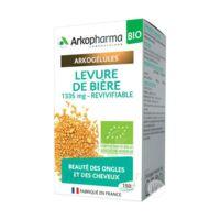 Arkogélules Levure De Bière Revivifiable Bio Gélules Fl/150 à Saint-Cyprien