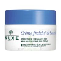 Crème Fraiche® De Beauté - Crème Riche Hydratante 48h Et Anti-pollution50ml à Saint-Cyprien