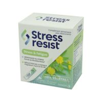 Stress Resist Poudre Stress & Fatigue 30 Sticks à Saint-Cyprien
