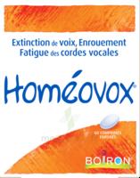 Boiron Homéovox Comprimés à Saint-Cyprien