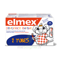 Elmex Duo Dentifrice Enfant, Tube 50 Ml X 2 à Saint-Cyprien