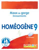 Boiron Homéogène 9 Comprimés à Saint-Cyprien