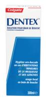 Dentex Solution Pour Bain Bouche Fl/300ml à Saint-Cyprien