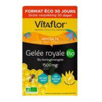 Vitaflor Bio Gelée Royale 1500mg Solution Buvable 30 Ampoules/15ml à Saint-Cyprien
