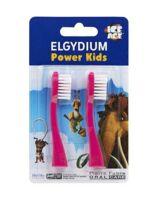 Elgydium Recharge Pour Brosse à Dents électrique Age De Glace Power Kids à Saint-Cyprien