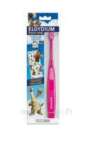 Elgydium Brosse à Dents électrique Age De Glace Power Kids (+ éco Taxe 0,02 €) à Saint-Cyprien