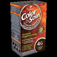 Color&soin Kit Coloration Permanente 4g Châtain Doré à Saint-Cyprien