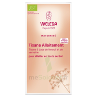 Weleda Tisane Allaitement 2x20g à Saint-Cyprien