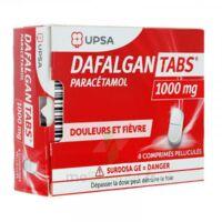 Dafalgantabs 1 G Cpr Pell Plq/8 à Saint-Cyprien