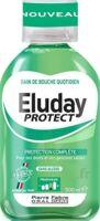 Pierre Fabre Oral Care Eluday Protect Bain De Bouche 500ml à Saint-Cyprien