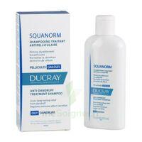 Ducray Squanorm Shampooing Pellicule Grasse 200ml à Saint-Cyprien